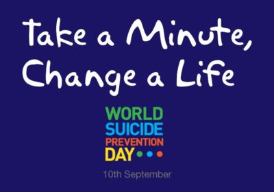 Read more about World Suicide Prevention Day