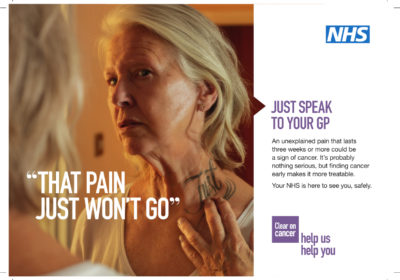 Read more about Help Us, Help You: patients urged to use NHS services