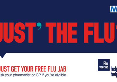 Read more about Get your flu jab at community clinics this week