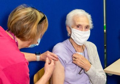 Read more about A quarter of South Tyneside's adults have had Covid vaccine