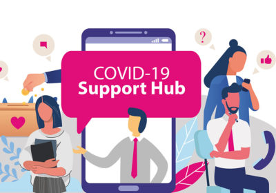 Read more about COVID-19 Community Support Hub (support for most at risk)