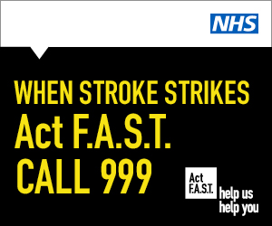 Read more about Act F.A.S.T. campaign returns urging people to call 999 at any sign of a stroke