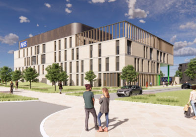 Read more about Plans unveiled for new £36m Eye Hospital