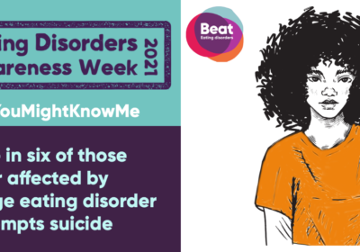 Read more about Campaign launched to raise awareness of eating disorders