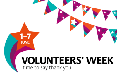 Read more about Volunteers' Week: a celebration of all you do