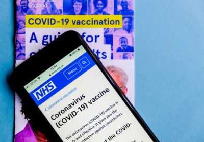 Read more about Drop-in Covid vaccination clinics opening for over-18s next week