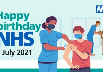 Read more about Happy birthday NHS – 73 today!
