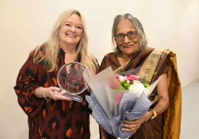 Read more about Farewell presentation as founding director retires